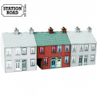 SR103 - 4Ground Building Kits - Jubilee Street House with Ginnel