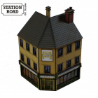 SR108 - 4Ground Building Kits - Walter & Son Butchers