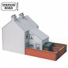 SRA01 - 4Ground Building Kits - Brick Back Yards