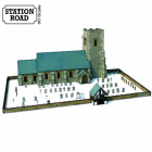SRCL1 - 4Ground Building Kits - St. Michael's Church Collection