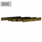 TE102 - 4Ground Building Kits - Stone Wall Sections - Long
