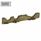 TE103 - 4Ground Building Kits - Stone Wall Sections – Damaged