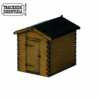 TE110 - 4Ground Building Kits - Small Garden Shed