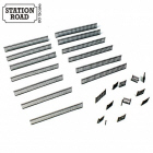 TE124 - 4Ground Building Kits - Spear Point Railings
