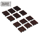 TE128 - 4Ground Building Kits - Large Pallets