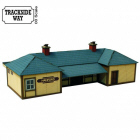 TS103 - 4Ground Building Kits - Hanford Station