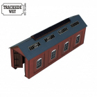 TS109 - 4Ground Building Kits - Hanford Engine Shed
