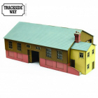 TS110 - 4Ground Building Kits - Hanford Goods Shed