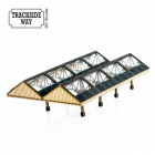 TS113 - 4Ground Building Kits - Double Platform Canopy