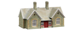 Hornby East Station - R8798