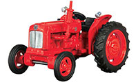 R7247 - Hornby Fordson Tractor, Centenary Year Limited Edition - 1957