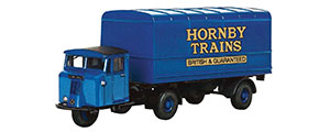 R7249 - Hornby Scammell Mechanical Horse Van Trailer, Centenary Year Limited Edition - 1957