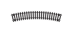 Hornby curve 2nd radius track - R606