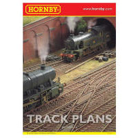 Hornby Track Plans Book - R8156