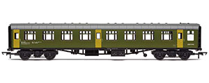 R40006 - Hornby BR Departmental, ex-Mk1 SK Ballast Cleaner Train Staff Coach, DB 975805 - Era 7