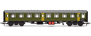 R40007 - Hornby BR Departmental, ex-Mk1 SK Ballast Cleaner Train Staff Coach, DB 975802 - Era 7