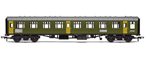 R40008 - Hornby BR Departmental, ex-Mk1 SK Ballast Cleaner Train Staff Coach, DB 975804 - Era 7