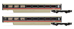 R40012 - Hornby BR, Class 370 Advanced Passenger Train 2-car TRBS Coach Pack, 48403 + 48404 - Era 7