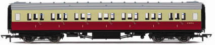 Hornby Model Railway Trains - R4344A R4344B R4344C BR Ex-SR Maunsell Corridor 1st Class High Window