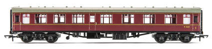 Hornby BR Mk1 Composite (Maroon) CK - R4350