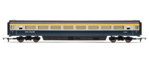 Hornby Model Railway Coaches - Hornby BR InterCity Open Mk3 1st Class Coach - R4444