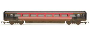 Hornby Ex Virgin Mk3 1st Class Coach (Weathered) - R4543