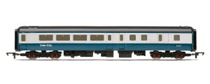 Hornby BR Blue / Grey Intercity Mk2d Open Brake Coach - R4563