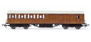 Hornby LNER Thompson Non-Corridor Third Class Brake - R4574A