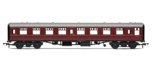 Hornby BR Mk1 Second Open Coach (Maroon) - R4643 / R4643A
