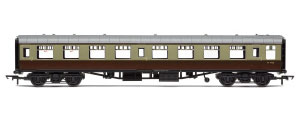 Hornby BR Mk1 Tourist Second Open Coach (Chocolate & Cream) - R4644 / R4644A