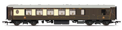 Hornby Pullman Third Class Parlour Brake Car - R4662