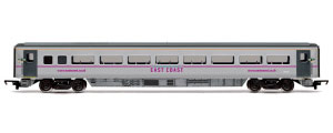 Hornby East Coast Trains Mk4 Standard Open Coach - R4666 R4666A R4666B R4666C