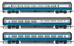 Hornby BR Mk3 Intercity Coach Pack -  R4676
