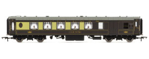 Hornby K-Type Pullman Third Class Kitchen Car 'Car No.67' - R4693