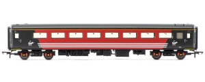 Hornby Virgin Mk2E Standard Open Coach with lights - R4702