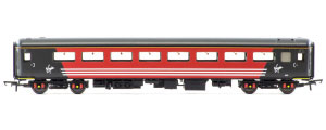Hornby Virgin Mk2E Standard Open Coach with Lights - R4702A