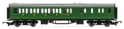 Hornby RailRoad SR Brake Coach - R4744