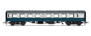 R4776 - Hornby BR Mk1 Coach Tourist Second Open 'W5025', Blue & Grey Livery