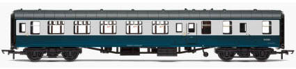 Hornby BR Mk1 Brake Second Open Coach (Blue & Grey) - R4777
