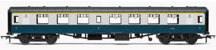 Hornby BR Mk1 First Open Coach (Blue & Grey) - R4778