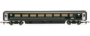 R4912 - Hornby GWR, Mk3 Trailer Standard (Disabled), Coach C, 42015 - Era 11