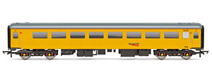 R4946 - Hornby Network Rail, ex-BR Mk2F TSO, Test Train Brake Force Runner, 72616 - Era 11