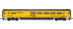 R4988 - Hornby Network Rail, Mk3 Lecture Coach, New Measurement Train,