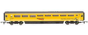 R4989 - Hornby Network Rail, Mk3 Standby Generator Coach, New Measurement