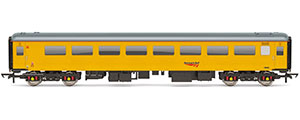 R4991 - Hornby Network Rail, ex-BR Mk2F TSO Structure Gauging Train Support Coach, 72630 - Era 10