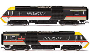 Hornby - BR Intercity, Class 43 HST, 'Valenta' Powered Train Pack - Era 8 - R3602TTS