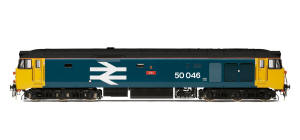 Hornby BR Co-Co Diesel Electric 'Ajax' Class 50 - R3264
