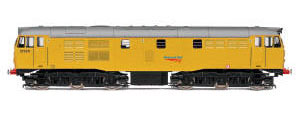 Hornby Network Rail Class 31 Diesel Electric Locomotive - R3344