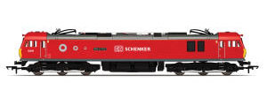 Hornby DB Schenker Co-Co Electric Class 92 - R3346