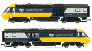 Hornby Intercity 125 Anniversary Train Pack - Limited Edition - R3403